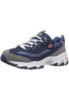 Zapatillas Mujer Skechers D´Lites-New Journey Varios Colores 11947 NVGW | scorer.es