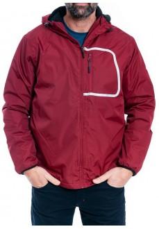 Koalaroo Men's Raincoat Mundox Maroon A8210417P | Raincoats | scorer.es