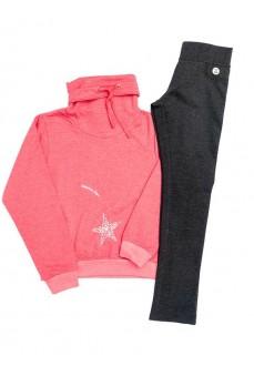 Koalaroo Kids' Tracksuit Ateneax Pink/Gray W9240900P