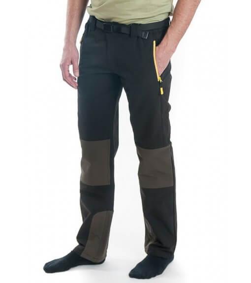Koalaroo Men's Trousers Ibor Black A6210101P   Long trousers   scorer.es