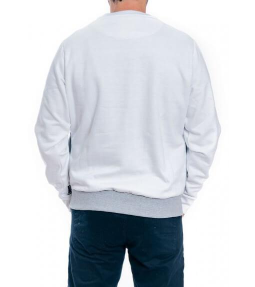 Koalaroo Men's Sweatshirt Faixa White/Black/Gray A9210506P   Sweatshirt/Jacket   scorer.es
