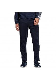 Adidas Trousers Essentials 3-Stripes Navy Blue DU0464 | Long trousers | scorer.es