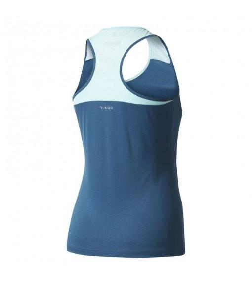 Camiseta de tirantes Adidas Azul para mujer | scorer.es