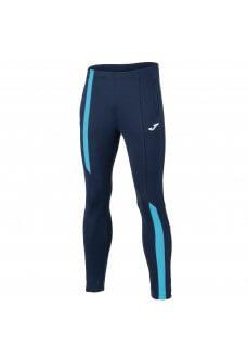 Joma Men's Trousers SuperNova Navy Blue/Turquoise 101286.342