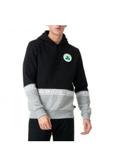 New Era Men's Sweatshirt NBA Boston Celtics Black/Gray 12123920