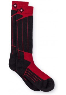 Izas Thermal Socks Fontan Black/Red
