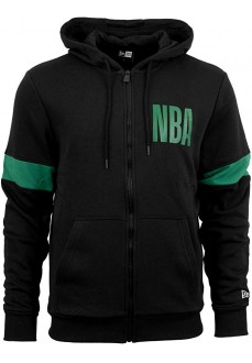 Sudadera Hombre New Era NBA Boston Celtics Negro/Verde 12123917 | scorer.es