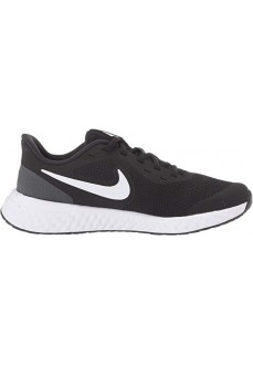 Nike Kids' Trainers Revolution 5 (GS) Black/White BQ5671-003 | Kid's Trainers | scorer.es