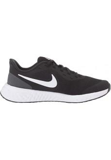 Zapatilla Niño/a Nike Revolution 5 (GS) Negro/Blanco BQ5671-003