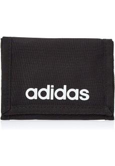 Billetera Adidas Linear Core Negra DT4821 | scorer.es