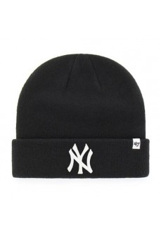 Gorro Brand 47 New York Yankees Raised Negro B-RKN17ACE-BKA | scorer.es