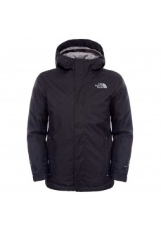 Abrigo Niño/a The North Face Snow Quest Jacket Negro T0CB8FJK3 | scorer.es