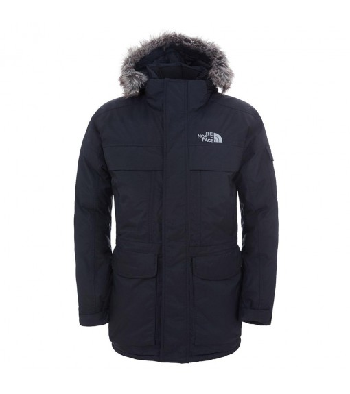 Abrigo Hombre The North Face Mc Murdo Parka Negro T0A8XZJK3 | scorer.es