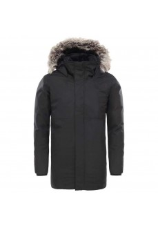 Abrigo Niña The North Arctic Swrl Negro T934U5KX8