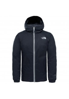 Abrigo Hombre The North Face M Quest Ins Jkt Negro T0C302JK3