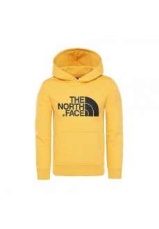 Sudadera Niño/a The North Face Drew Peak Po Amarillo NF0A33H470M1