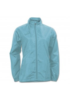 Joma Women's Raincoat Galia Turquoise 900037.010 | Raincoats | scorer.es