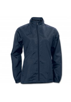 Joma Women's Raincoat Galia Navy Blue 900037.300 | Raincoats | scorer.es
