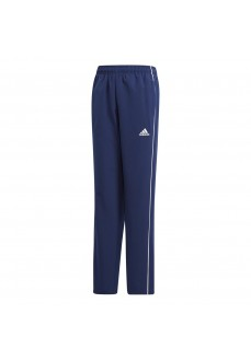 Adidas Kids' Trousers Core 18 Pre Navy Blue CV3691