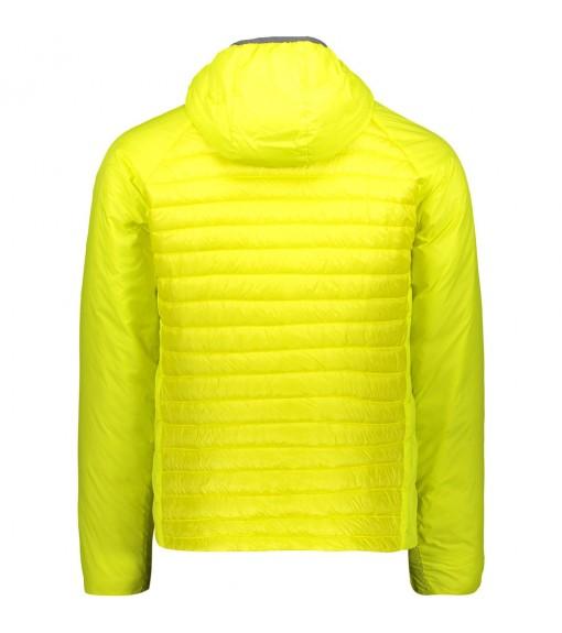 Campagnolo Men's Coat Zip Hood Zolfo Yellow Fluor 39Z0457 E359   Jackets/Coats   scorer.es