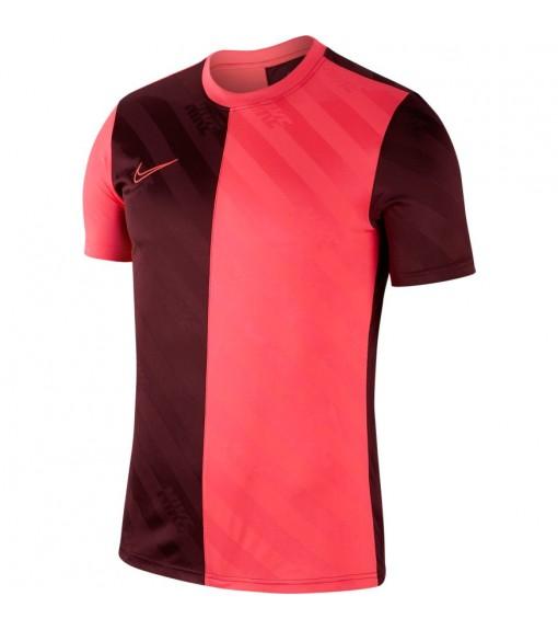 Camiseta Hombre Nike Dri Fit Academy Top Granate/Rosa BQ7469-681