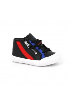 Le Coq Sportif Boy's Trainers Nationale Mid Inf Tricolore 1920159