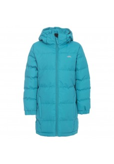 Trespass Girl's Jacket Tiffy Turquoise FCJCAI20003 MAE | Jackets/Coats | scorer.es