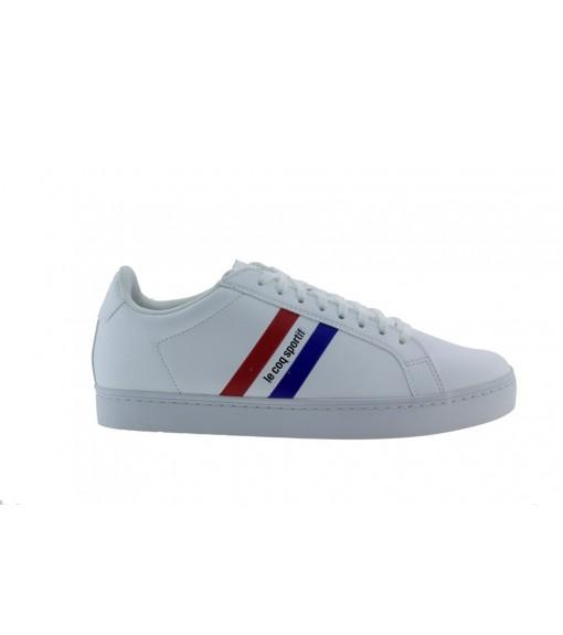 Le Coq Sportif Men's Trainers Courtflag White 1911450 | Low shoes | scorer.es