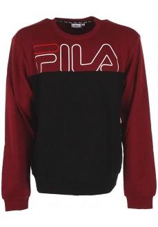 Sudadera Hombre Fila Sweatshirt Rojo/Negro 682867