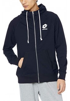 Sudadera Hombre Lotto Smart Sweat Hd Turquesa 211478-28R