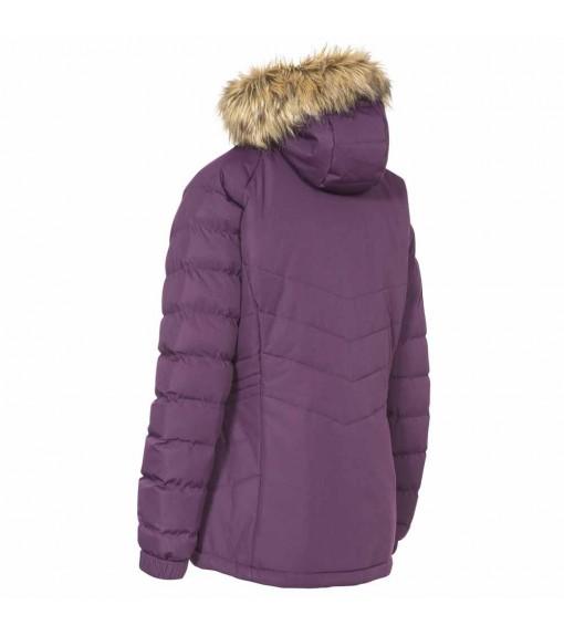 Trespass Women's Jacket Nadina Maroon FAJKCAN20002 PPE   Jackets/Coats   scorer.es