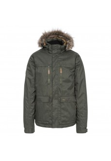 Trespass Men's Jacket Kingpeak Green MAJKRAN20005 BAI