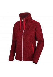 Regatta Women's Polar Fleece Zyranda Maroon RWA403-649 | Sweatshirt/Jacket | scorer.es