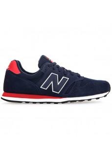 Zapatilla Hombre New Balance Footwear Marino/Rojo ML373-MBT | scorer.es