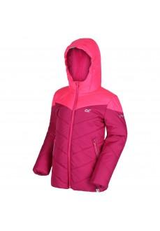 Regatta Girl's Jacket Lofhouse III Fuchsia/Maroon RKN089-ZV2 | Jackets/Coats | scorer.es