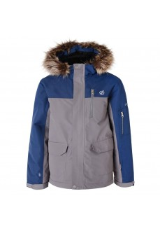 Regatta Kids' Jacket Furtive Gray/Blue DBP331-74I | Jackets/Coats | scorer.es