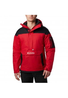 Abrigo Hombre Columbia Challenger Rojo/Negro 1698431-613