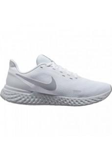 Zapatillas Hombre Nike Revolution 5 Blanco/Gr¡s BQ3204-100