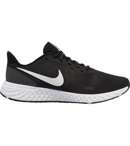 Zapatillas Hombre Nike Revolution 5 Negra/Blanca BQ3204-002   scorer.es