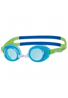 Zoggs Swim Goggles Ripper Jr Green 303442