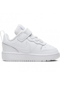 Nike Kids' Trainers Court BGoldugh Low White BQ5453-100