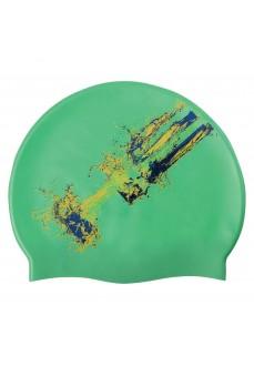 Head Cap Flag Suede Green 455255-BRA
