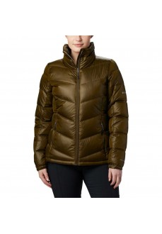 Columbia Women's Coat Pike Lake Hooded Green 1803781-319
