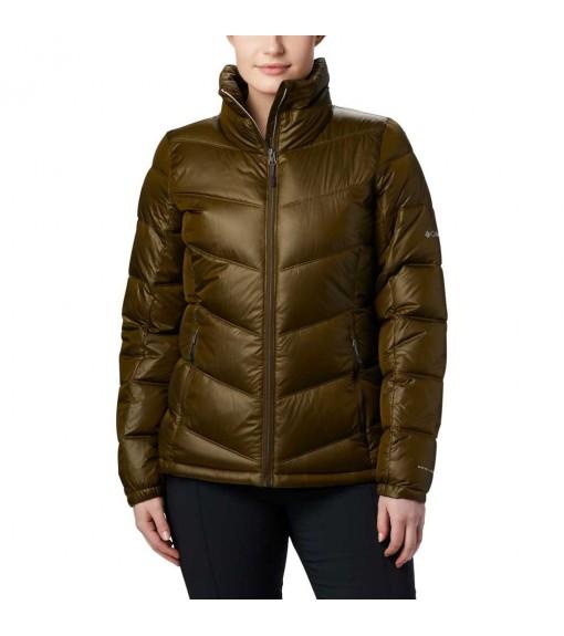 Columbia Women's Coat Pike Lake Hooded Green 1803781-319 | Jackets/Coats | scorer.es