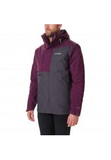 Columbia Men's Coat Tolt Track Interchange Gray/Purple1864692-522