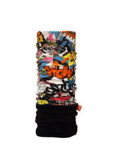 Wind Neck Gaiter Jr Comic Several Colors 2078