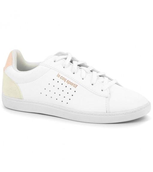 LeCoqSportif Women's Trainers Courtstar Gs Shiny White 1920586 | Low shoes | scorer.es