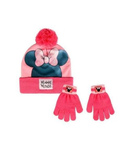 Cerdá 2 Pieces Set Minnie Pink 2200004318 | Hats | scorer.es