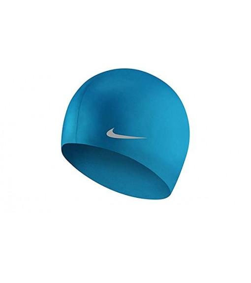 Gorro Natación Nike Azul TESS0106-458 | scorer.es