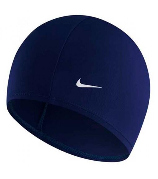 Nike Swim Cap Navy Blue 93065-440 | Swimming caps | scorer.es